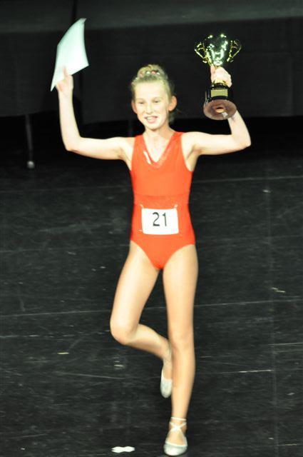 Rachelle Cain - 1st place