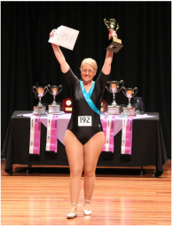Robyn Campbell - 1st place