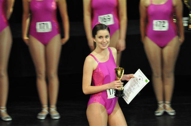 Lauren Jarvis - 3rd place
