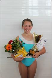 Chloe White - 1st place