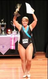 Dani White - 1st place