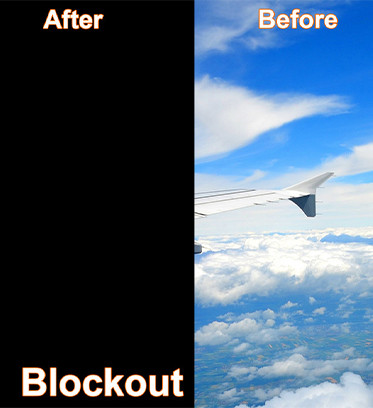 Blockout (After & Before)