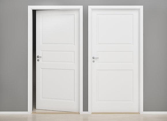 Interior Door 01 | 3dmodel
