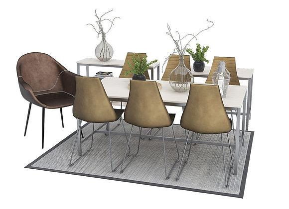 Dining Furnitures Set 07 | 3dmodel