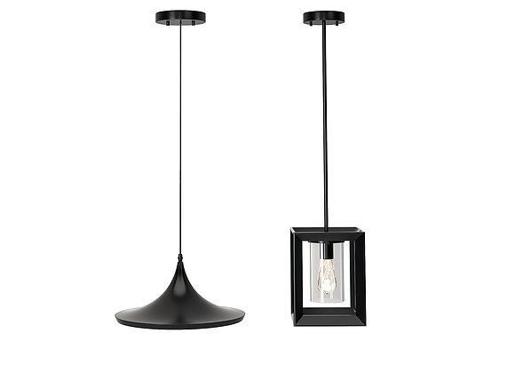 Lamps Lights 6-7 | 3dmodel