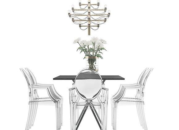 Dining Furnitures Set 33 | 3dmodel