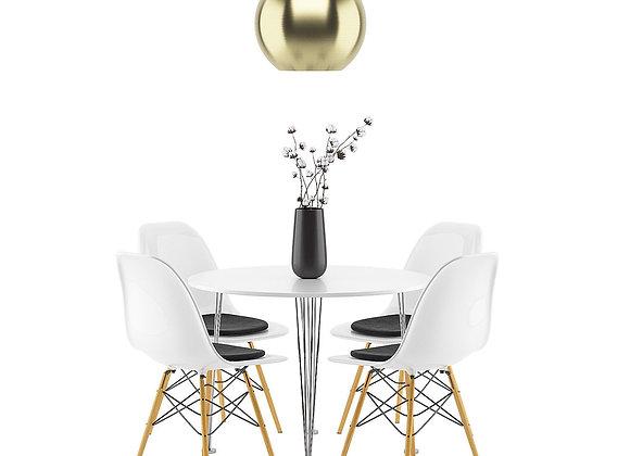 Dining Furnitures Set 26   3dmodel