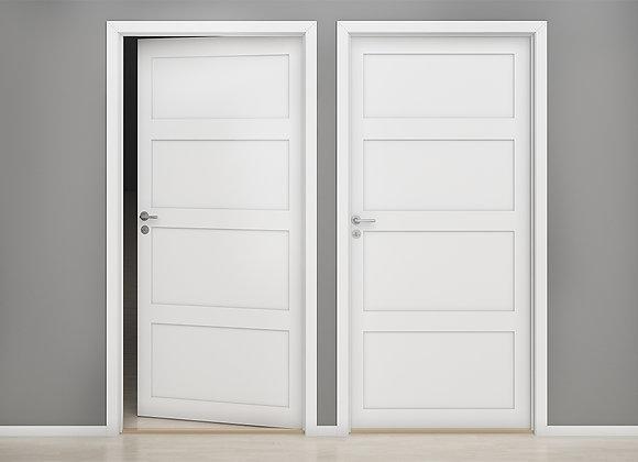 Interior Door 02 | 3dmodel