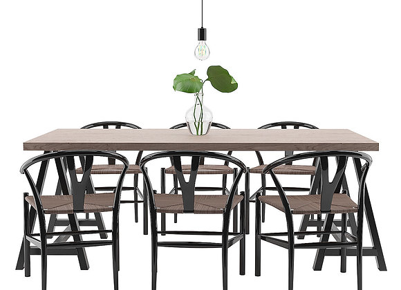 Dining Furnitures Set 27 | 3dmodel