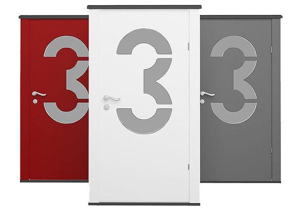 Exterior Door 10 | 3dmodel