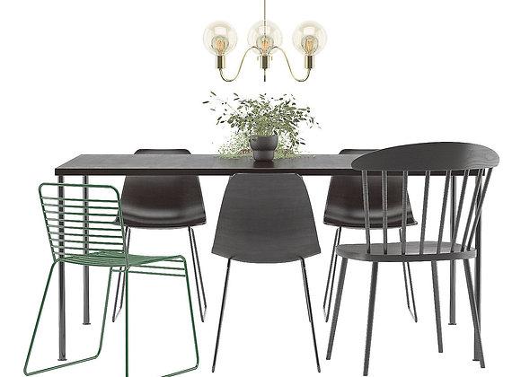 Dining Furnitures Set 22 | 3dmodel