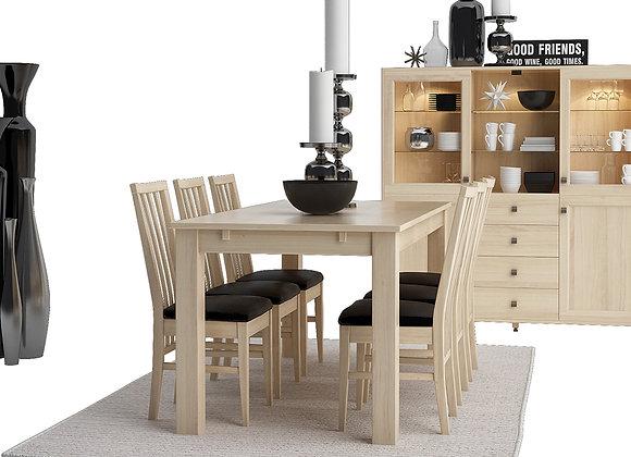 Dining Furnitures Set 02 | 3dmodel