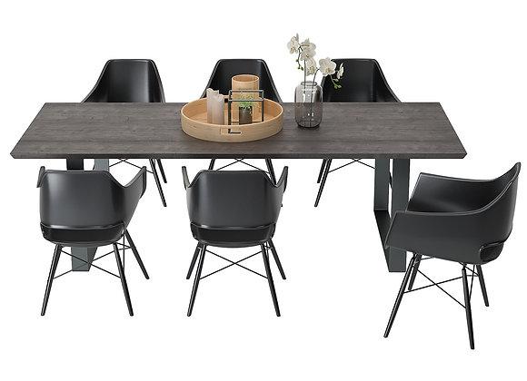Scandinavian Dining Setup | 3dmodel