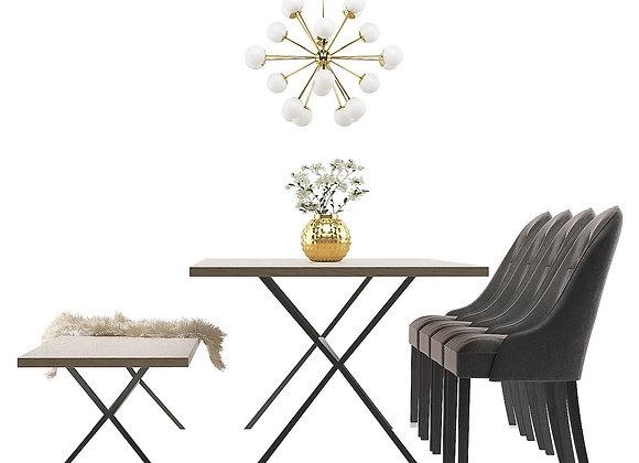 Dining Furnitures Set 34 | 3dmodel