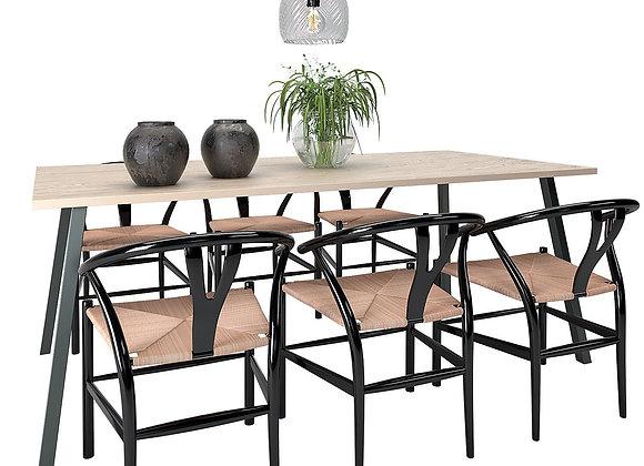 Dining Furnitures Set 52 | 3dmodel