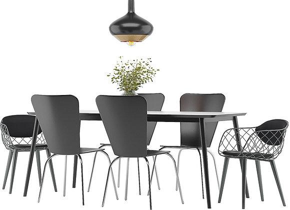Dining Furnitures Set 36 | 3dmodel