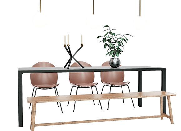 Dining Furnitures Set 43 | 3dmodel