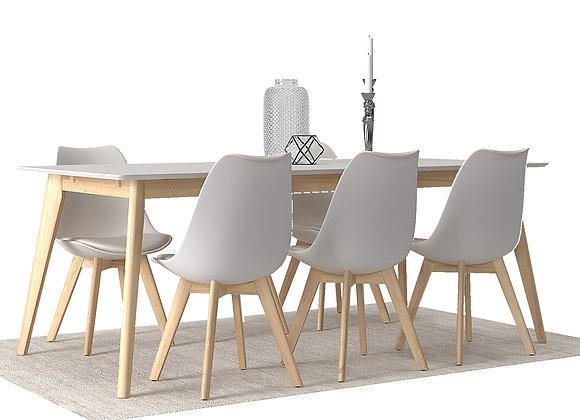 Dining Furnitures Set 04 | 3dmodel