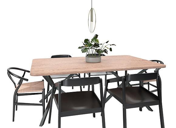 Dining Furnitures Set 55 | 3dmodel