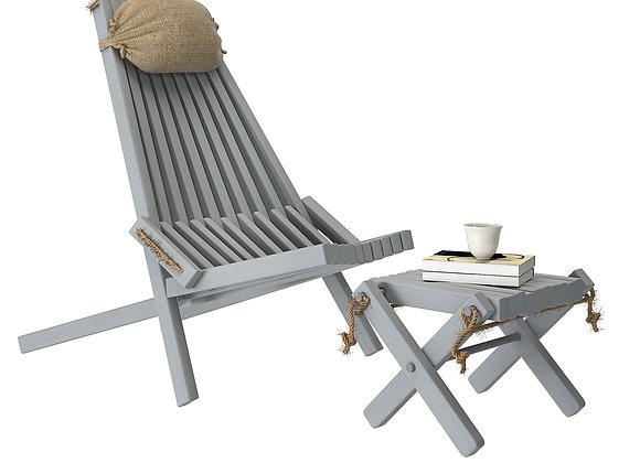 Modern Wood Loungechair | 3dmodel