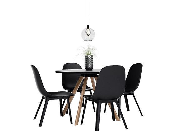 Dining Furnitures Set 48 | 3dmodel