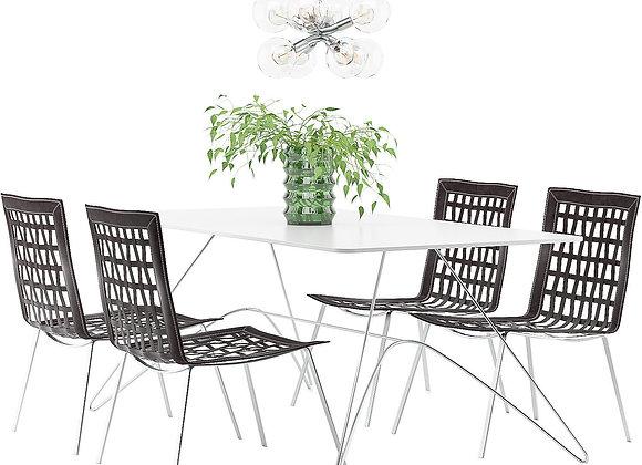 Dining Furnitures Set 24 | 3dmodel