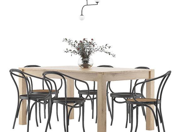 Dining Furnitures Set 19 | 3dmodel