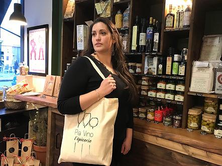 Pia Vino - L'épicerie