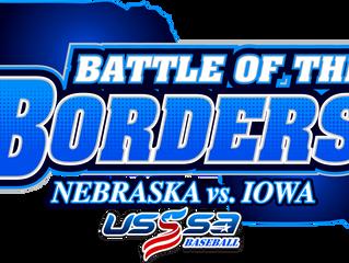 2017 IA vs NE Battle of the Borders