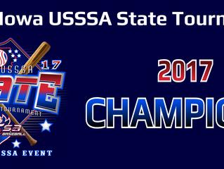 2017 Iowa USSSA State Champions