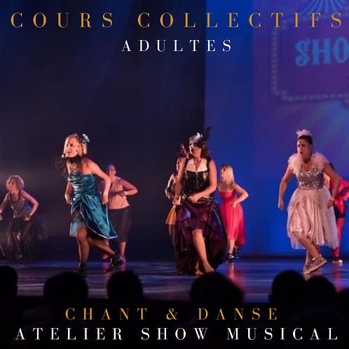 Abo   Show Musical chant et danse