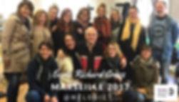 Marianne De Sa, Prof de chant, Coach Vocal, Formation, Richard Cross, Marseille 2017