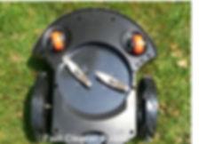 Robotas vejapjovė 158