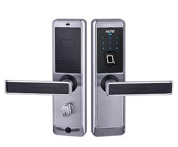 Biometrinė durų spyna