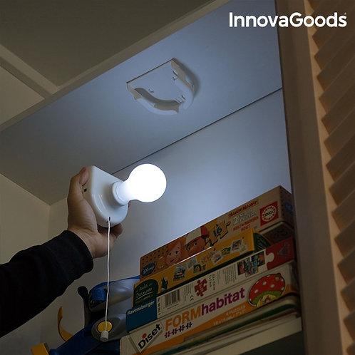 InnovaGoods sieninis šviestuvas LED