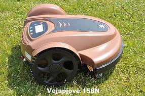 Robotas Vejapjovė 158N