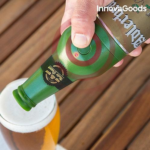 InnovaGoods ultragarsinis antgalis alaus skardinėms
