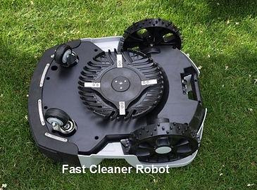 Robotas vejapjovė L600 vaizdas iš apačios