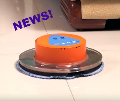 ROBOTS MOP CLEANER