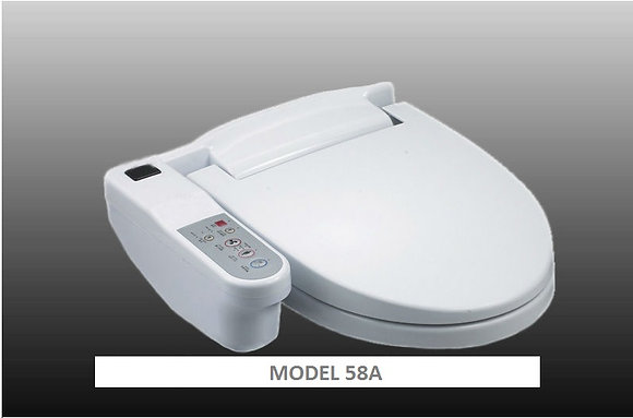 Toilet cover Smart washer 58A