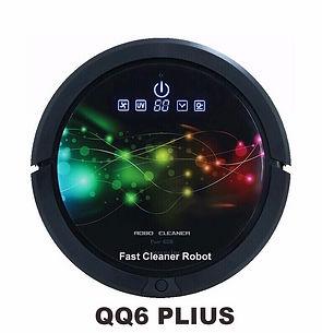 Robotas Dulkių Siurblys QQ6 plius