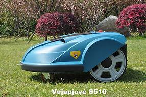 Robotas Vejapjovė S510