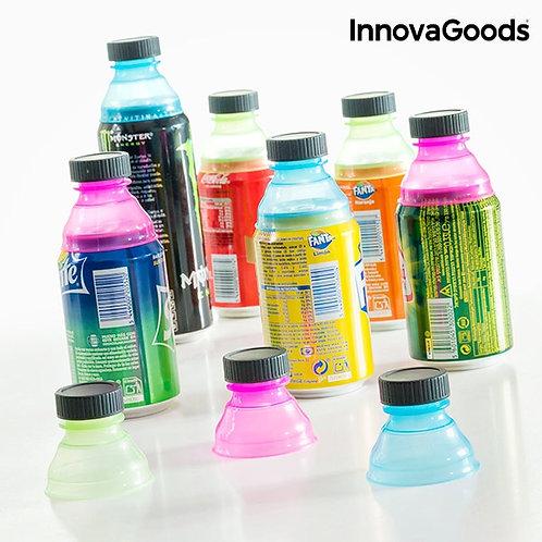 InnovaGoods skardinių kamšteliai (10 vnt. pakuotė)