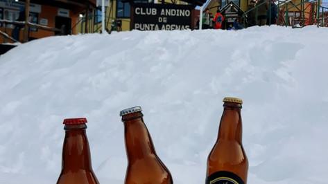 Toska en Punta Arenas
