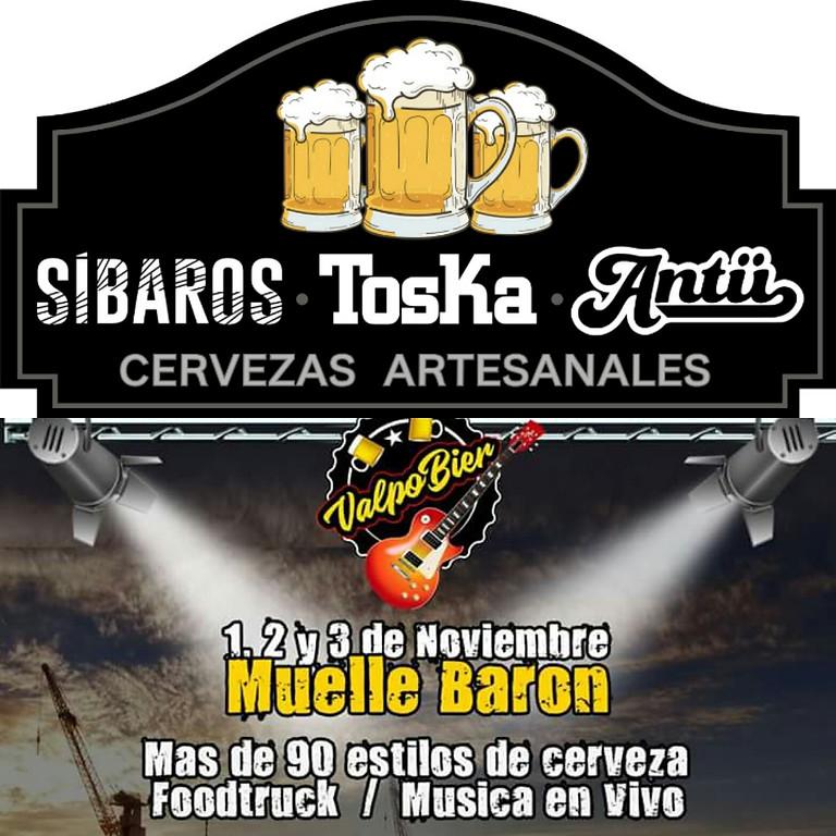 Valpo Bier Fiesta de la Cerveza