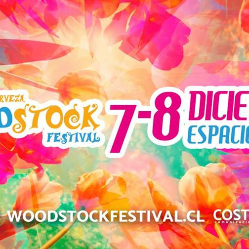 Expocerveza Woodstock Festival - Espacio Reñaca 2018