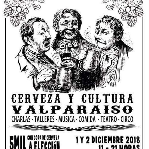 1er Encuentro Regional de Cerveza y Cultura - Valparaiso 2018
