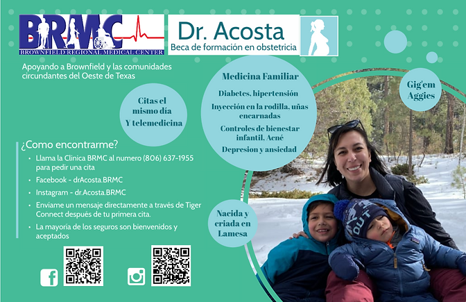 Dr. Acosta advert spanish.PNG
