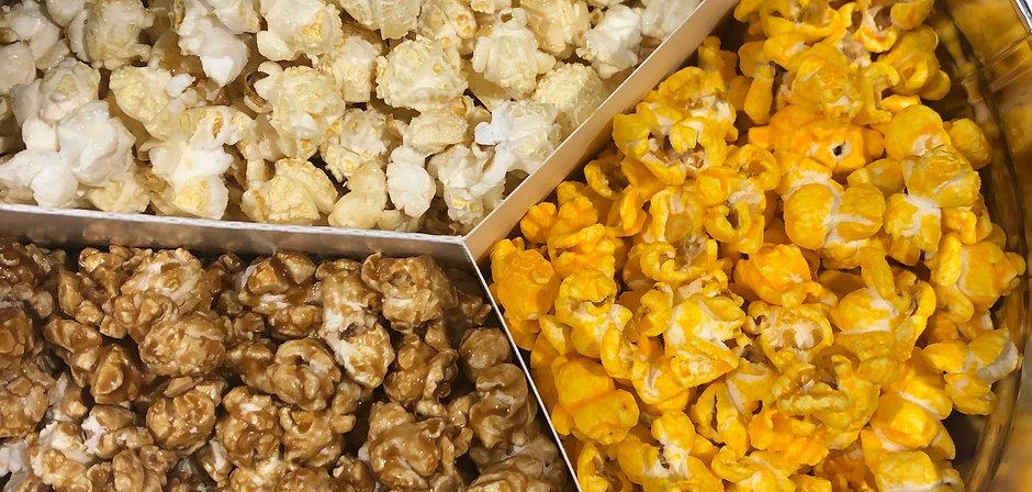 2 Gal. Popcorn Tin