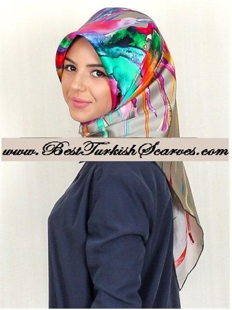 Armine Silk Scarf/hijab